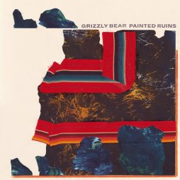 grizzly bear painted ruins